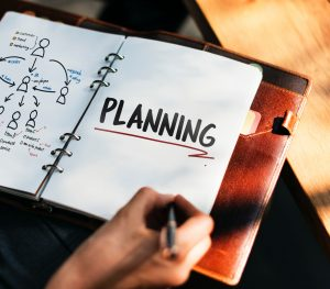 Solopreneur planning book